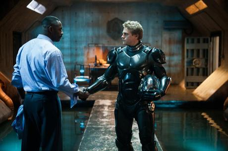 Pacific Rim - Photo Charlie Hunnam, Idris Elba