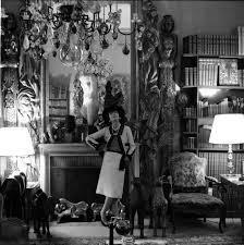 Coco Chanel photographiée par Cecil Beaton