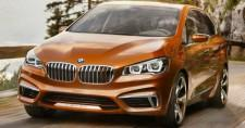 BMW Active Tourer Outdoor 2014 : Un concept branché