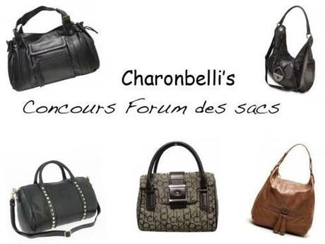 Concours 7 - Charonbelli's blog mode