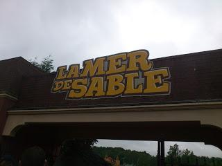 La Mer de Sable, le parc d'attraction familial