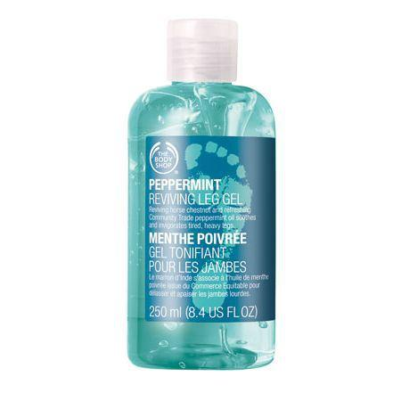 The Body Shop gel tonifiant,11 €