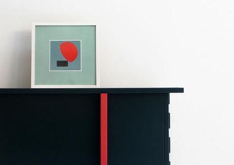 Molas le bahut par le studio italien Lucidi Pevere
