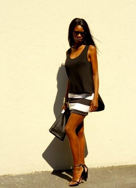 Look monochrome : simple et efficace. What else do we need ?