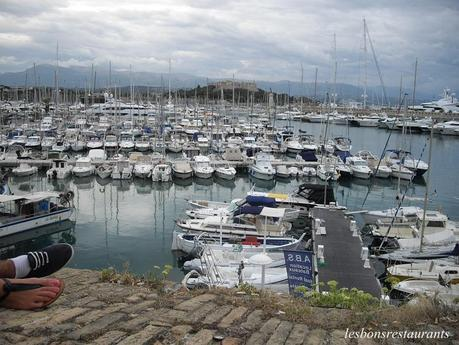 ANTIBES(06)-Le Port Vauban