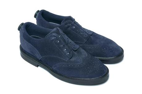 SOPHNET. X SPECTUSSHOECO. – F/W 2013 – WING TIP BLUCHER SHOES