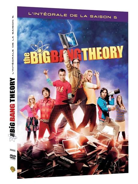 Test DVD: The big bang theory – Saison 5