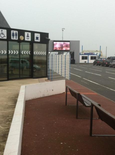 IMG 2081 764x1024 Linstallation du mois : Affichage dynamique dans le Port de Caen par DataDisplay