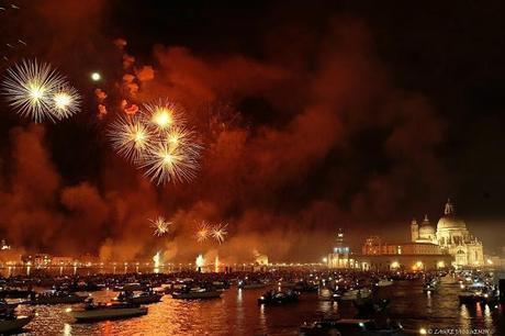 La fête du Redempteur (Redentore) 2013 à Venise