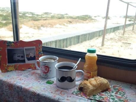 road trip portugal breakfast