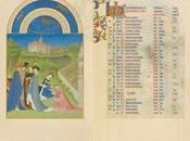Superbe reproduction Très riches Heures Berry