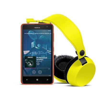 Nokia présente le Lumia 625 !