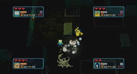 ScreenShots Adventure Time