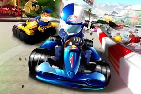 Red Bull Kart Fighter 3, le meilleur jeu de Karting sur iPhone