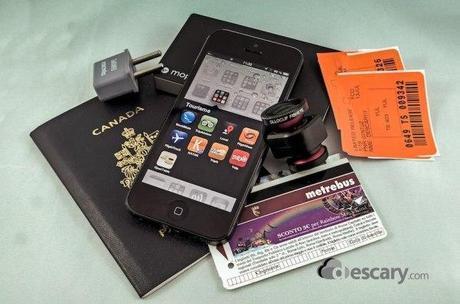 iphone voyages  Quelques notes et idées lorsque vous voyagez avec votre iPhone ou iPad à l'étranger