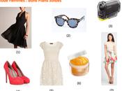 Mode Femmes bons plans soldes