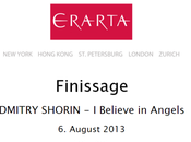 Galerie ERARTA Zurich -finissage Dmitry SHORIN