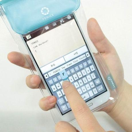 Offre privilège : -50% sur l'étui étanche universel pour smartphone