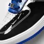 Nike Air Force 1 iD Clear Patent Juin 2013 – Teaser