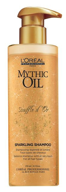 Mythic Oil souffle d'or de l'Oréal Professionnel, we're in looooove!