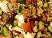 Salade Graines Millet Orientale