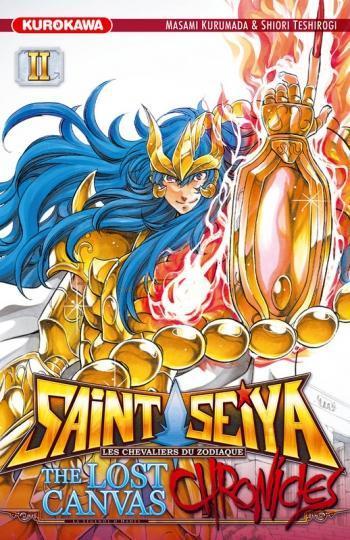 Saint Seiya the lost canvas chronicles - Tome 02 - Masami Kurumada & Shiori Teshirogi