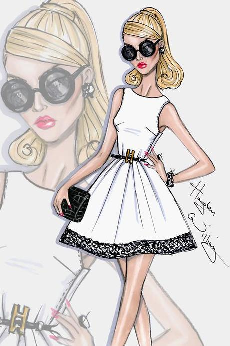 haydenwilliamsillustrations:  'Class Act' by Hayden Williams