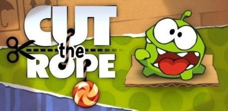 Cut the Rope sur iPhone, nouvelle version (2.3)...