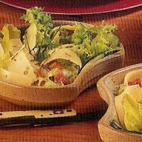 Salade de fromages