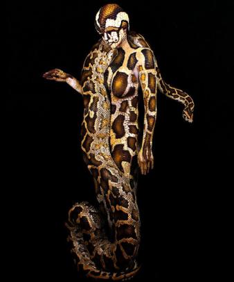 l art du bodypainting ou l art de peindre sur le corps paperblog