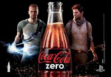 Coca-Cola zero PlayStation All-Stars Island, bientôt sur iPhone et Androïd...