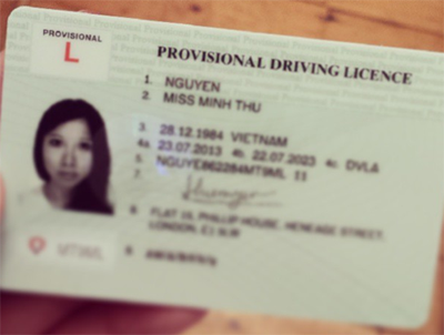 provisional-license
