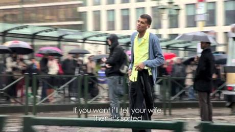 Stromae explique les coulisses du clip Formidable (VIDEO)