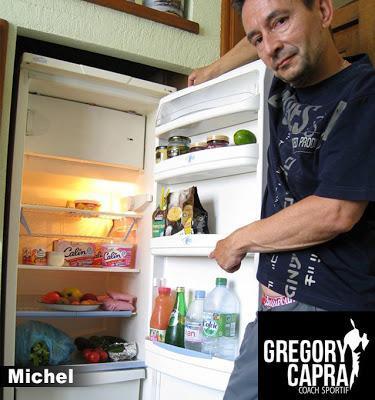 Le frigo de Michel