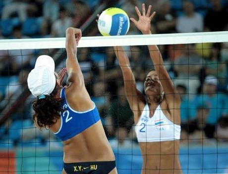 Le Volley Ball, pas que sur la plage!