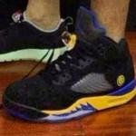 Air Jordan V Lakers