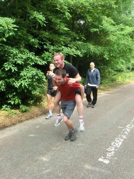 Boot camp Capra Paris - Force et endurance