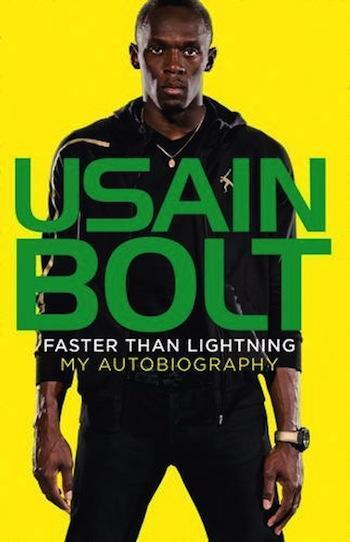 Usain Bolt sort sa deuxième autobiographie!