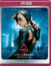Test / Critique Technique Du Hd-dvd Aeon Flux
