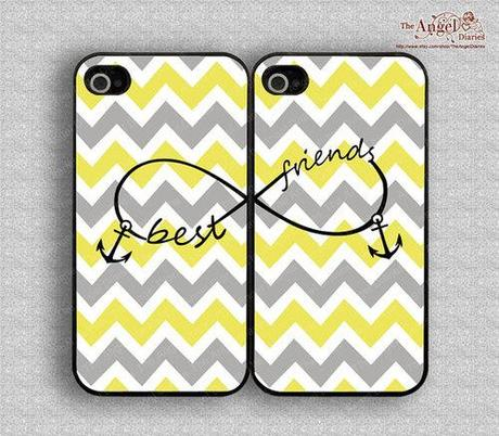 iPhone Case Best Friends Infinity