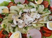Salade Parmentier