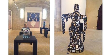 exposition arles christian lacroix abbaye de montmajour