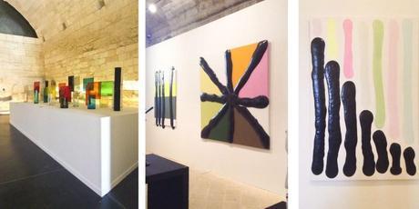 christian lacroix art contemporain verrerie expo abbaye de montmajour