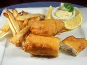 Recette Fish Chips bière vodka