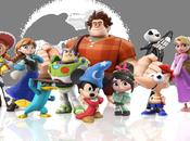 Disney Infinity Story nouveaux personnages emblématiques