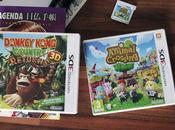 Achat jour Donkey Kong Country Returns Animal Crossing Leaf (3DS)