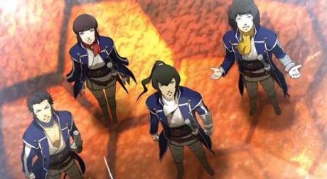 Shin Megami Tensei IV Date Europe