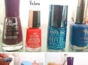 Petit Haul estival base vernis, make-up soins