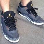 Air Jordan 3 QS Fear