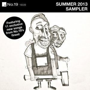 No.19 Summer Sampler 2013
